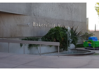 Bakersfield Museum of Art Bakersfield Places To See