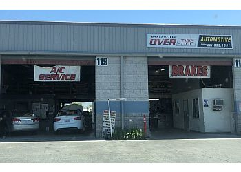 Bakersfield car repair shop Bakersfield Over-Time Automotive