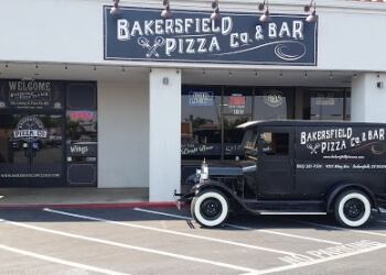 Bakersfield pizza place Bakersfield Pizza Co. & Bar
