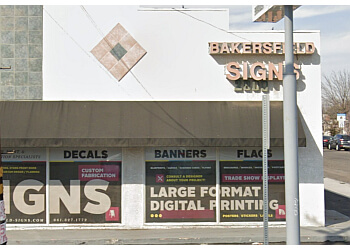 Bakersfield sign company Bakersfield Signs