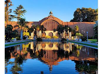 San Diego public park Balboa Park