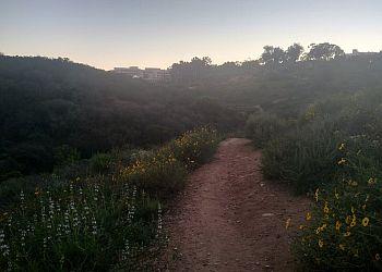San Diego hiking trail Balboa Park Trail