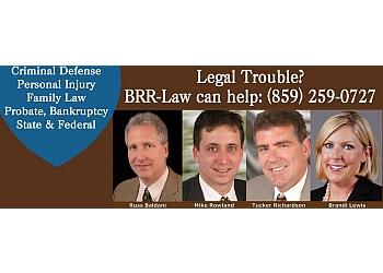 Lexington criminal defense lawyer Baldani Rowland & Richardson
