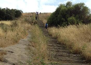 Inglewood hiking trail Baldwin Hills Scenic Overlook