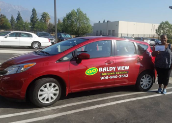 Rancho Cucamonga driving school Baldy View Driving School