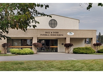 Spokane funeral home Ball & Dodd Funeral Home