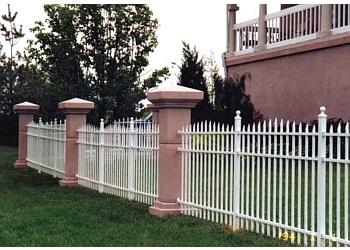 Buffalo fencing contractor Ball Fence