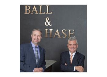 Arlington dui lawyer Ball & Hase
