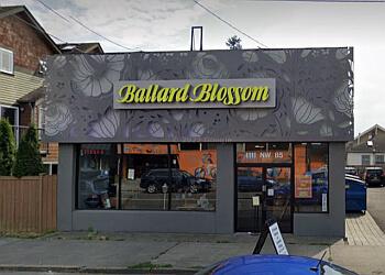 Seattle florist Ballard Blossom, Inc.