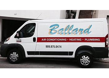 San Bernardino plumber Ballard Plumbing Heating & Air Conditioning