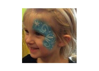 Sioux Falls face painting Balloon Squad USA