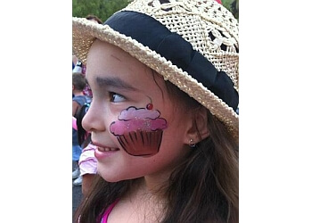 Las Vegas face painting Balloons With A Twist