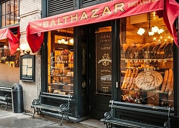 New York french cuisine Balthazar Restaurant