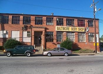 Baltimore auto body shop Baltimore Body Shop & Service