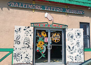 Baltimore tattoo shop Baltimore Tattoo Museum