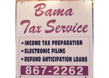 Fayetteville tax service Bama Tax Service
