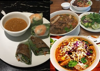 Simi Valley vietnamese restaurant Bamboo Cafe