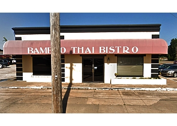 Tulsa thai restaurant Bamboo Thai Bistro