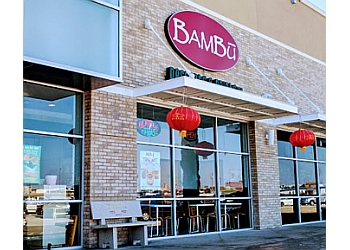 Grand Prairie juice bar Bambu Desserts & Drinks