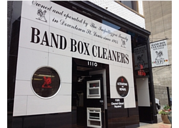 St Louis dry cleaner Band Box Cleaners