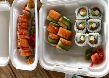 Nashville food truck Bang Bang Hibachi Grill & Sushi