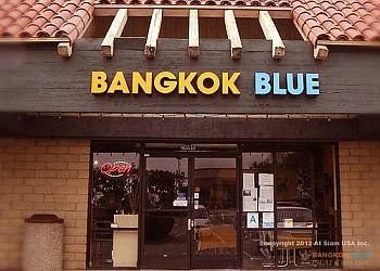 Pomona thai restaurant Bangkok Blue Thai Cuisine