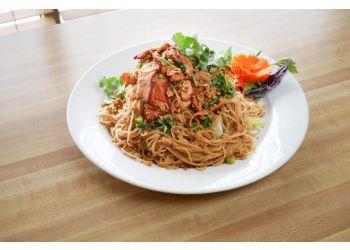 Greensboro thai restaurant Bangkok Cafe
