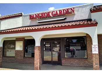 Virginia Beach thai restaurant Bangkok Garden