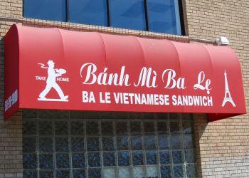 Oakland sandwich shop Banh Mi Ba Le