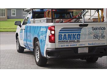 Tampa garage door repair Banko Overhead Doors, Inc.