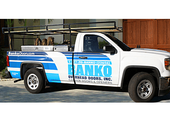 Tampa garage door repair Banko Overhead Doors, Inc.
