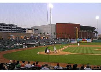 Stockton places to see Banner Island Ballpark