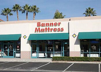 San Bernardino mattress store Banner Mattress