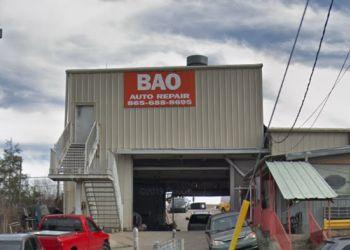 Knoxville car repair shop Bao Auto Repair