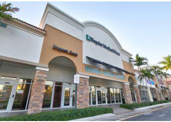 Pembroke Pines urgent care clinic Baptist Health Urgent Care