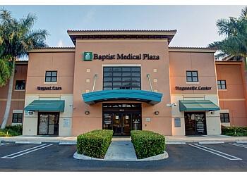 Hialeah urgent care clinic Baptist Medical Plaza Urgent Care