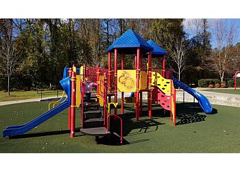 Greensboro public park Barber Park