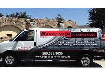 Simi Valley plumber Barcena Plumbing, Inc.