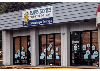 Eugene pet grooming Bare Bones Dog Wash