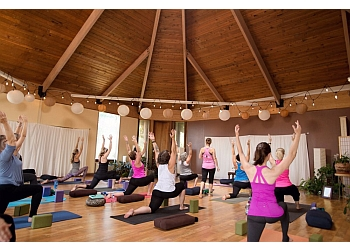 Lexington yoga studio Barefoot Works
