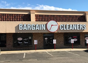 Lubbock dry cleaner Bargain Cleaners