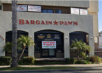 Oceanside pawn shop Bargain Pawn
