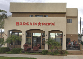 Oceanside pawn shop Bargain Pawn