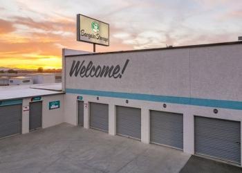Phoenix storage unit Bargain Storage