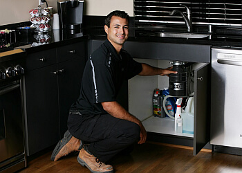 Anaheim plumber Barker and Sons