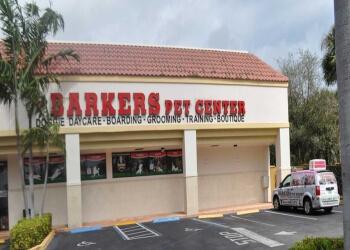 Fort Lauderdale pet grooming Barkers Pet Center
