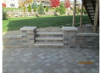 Madison landscaping company Barnes, Inc.
