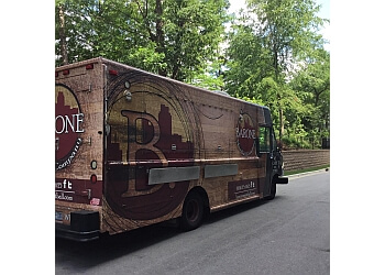Raleigh food truck Barone Meatball Company