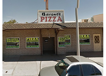 Lancaster pizza place Barone's Pizza