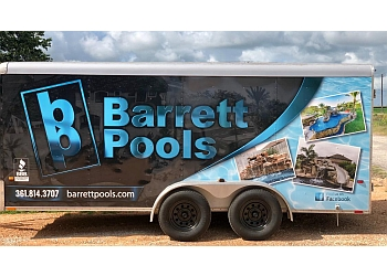 Corpus Christi pool service Barrett Pools